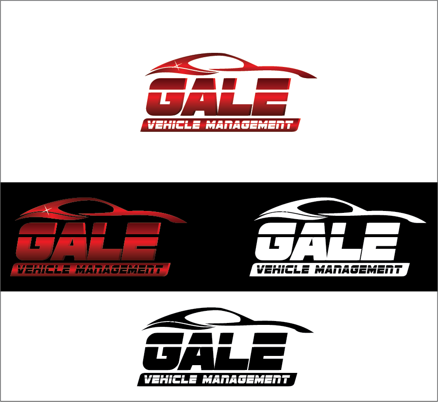 Logo Design by Private User - Entry No. 122 in the Logo Design Contest Artistic Logo Design for Gale Vehicle Management.