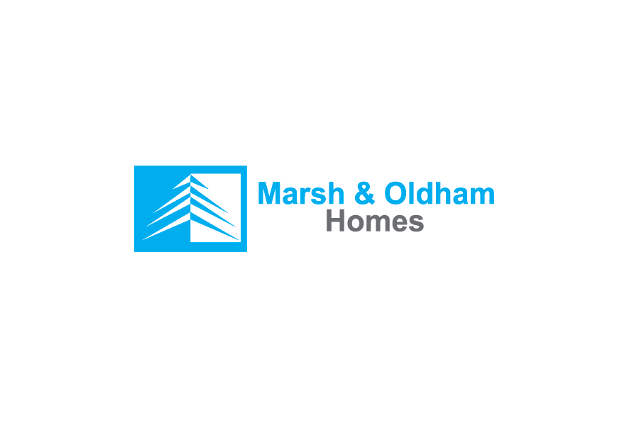 Logo Design by Private User - Entry No. 132 in the Logo Design Contest Artistic Logo Design for Marsh & Oldham Homes.