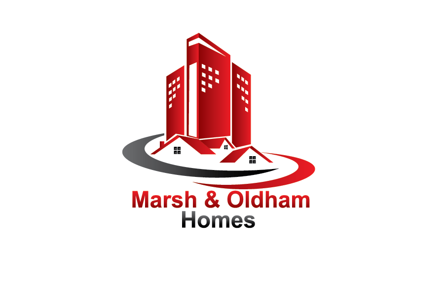 Logo Design by Private User - Entry No. 133 in the Logo Design Contest Artistic Logo Design for Marsh & Oldham Homes.