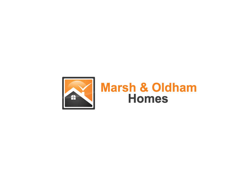 Logo Design by Private User - Entry No. 135 in the Logo Design Contest Artistic Logo Design for Marsh & Oldham Homes.