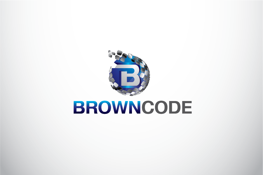 Logo Design by Private User - Entry No. 8 in the Logo Design Contest New Logo Design for Brown Code.