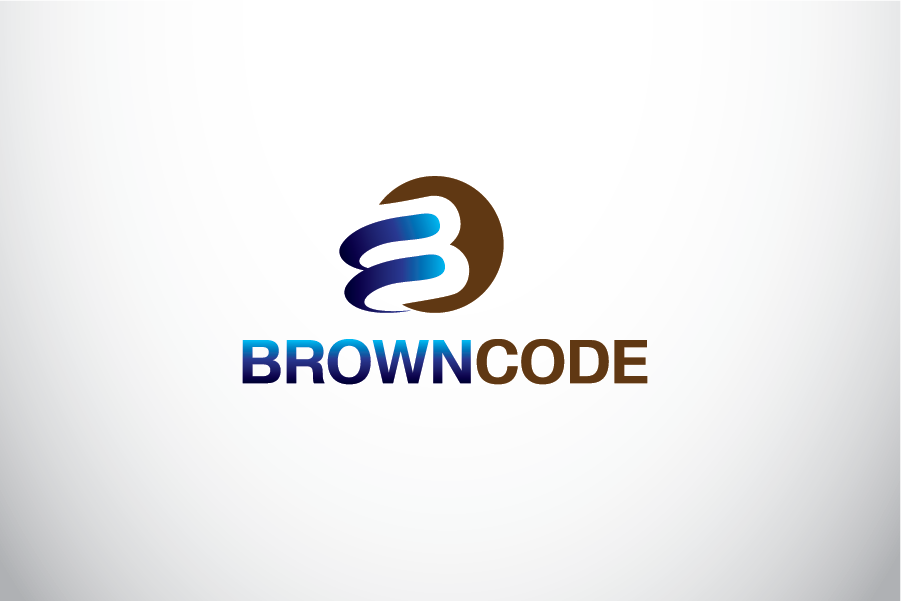 Logo Design by Private User - Entry No. 9 in the Logo Design Contest New Logo Design for Brown Code.