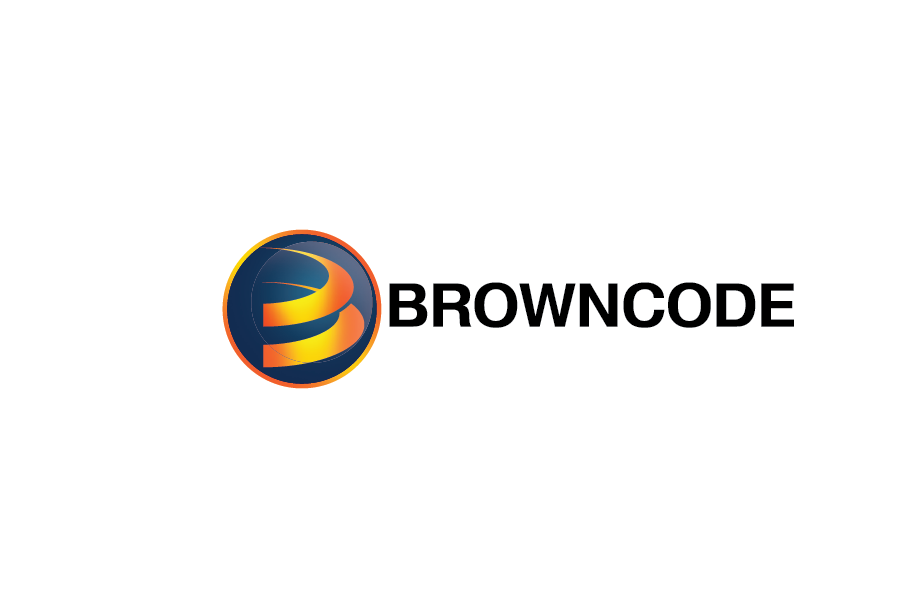 Logo Design by Private User - Entry No. 10 in the Logo Design Contest New Logo Design for Brown Code.
