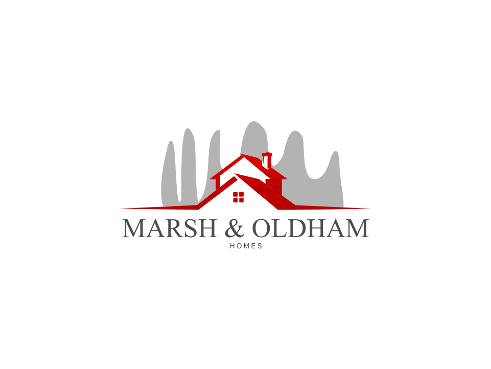 Logo Design by Mitchnick Sunardi - Entry No. 137 in the Logo Design Contest Artistic Logo Design for Marsh & Oldham Homes.
