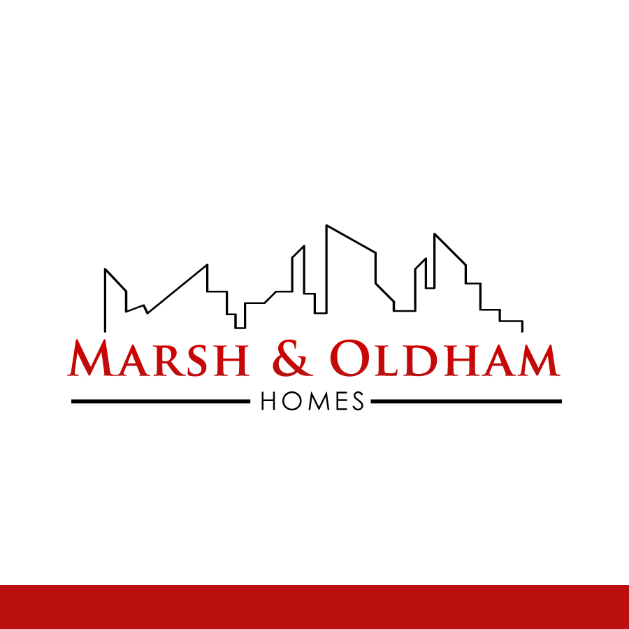 Logo Design by Edward Goodwin - Entry No. 138 in the Logo Design Contest Artistic Logo Design for Marsh & Oldham Homes.