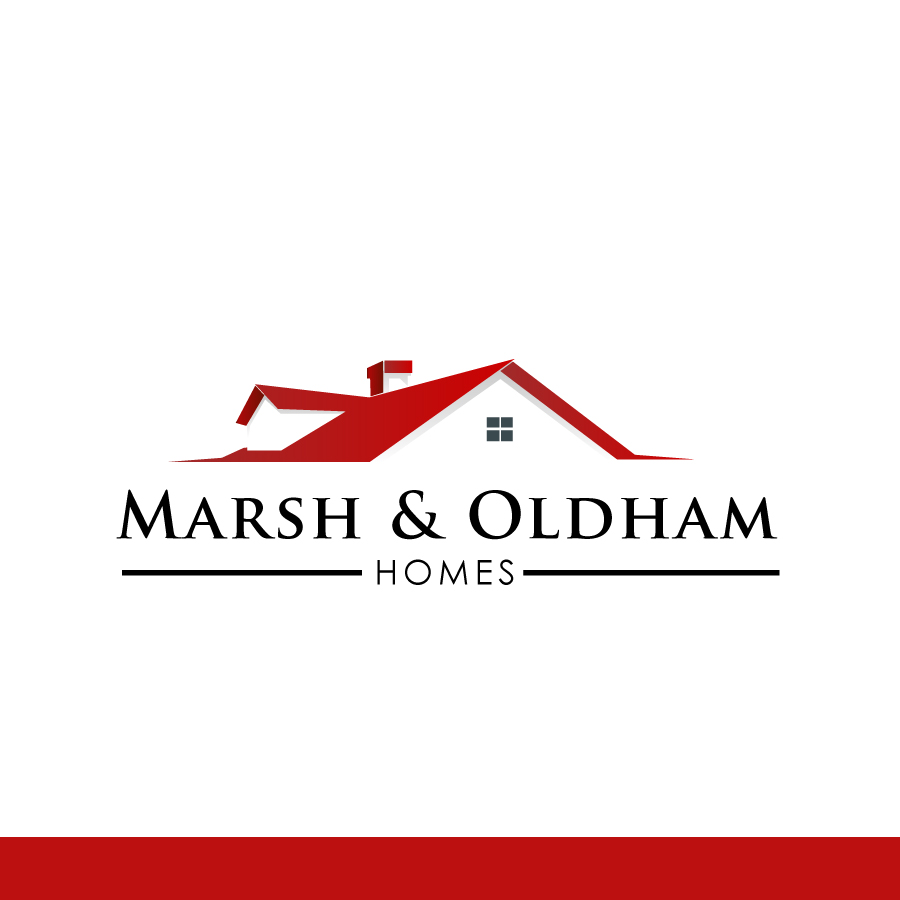 Logo Design by Edward Goodwin - Entry No. 140 in the Logo Design Contest Artistic Logo Design for Marsh & Oldham Homes.