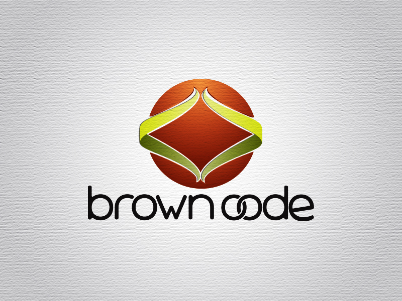 Logo Design by Mythos Designs - Entry No. 12 in the Logo Design Contest New Logo Design for Brown Code.