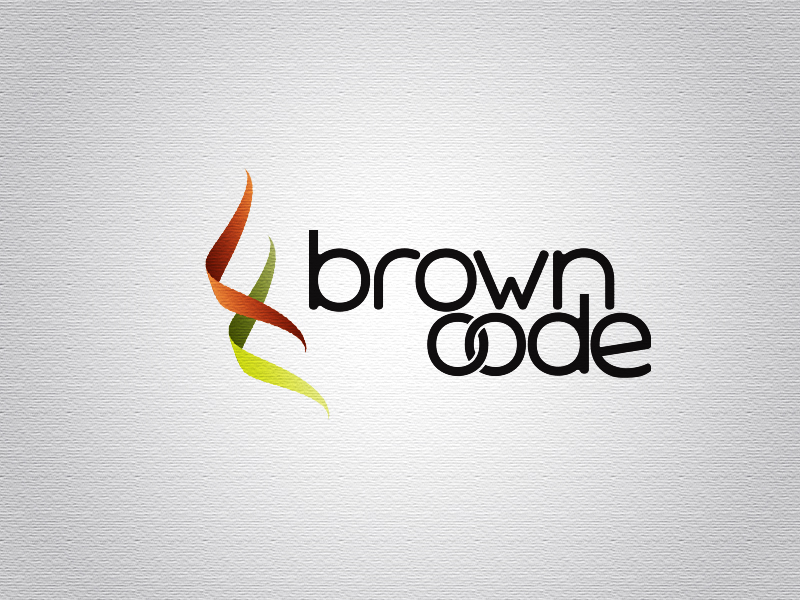 Logo Design by Mythos Designs - Entry No. 13 in the Logo Design Contest New Logo Design for Brown Code.