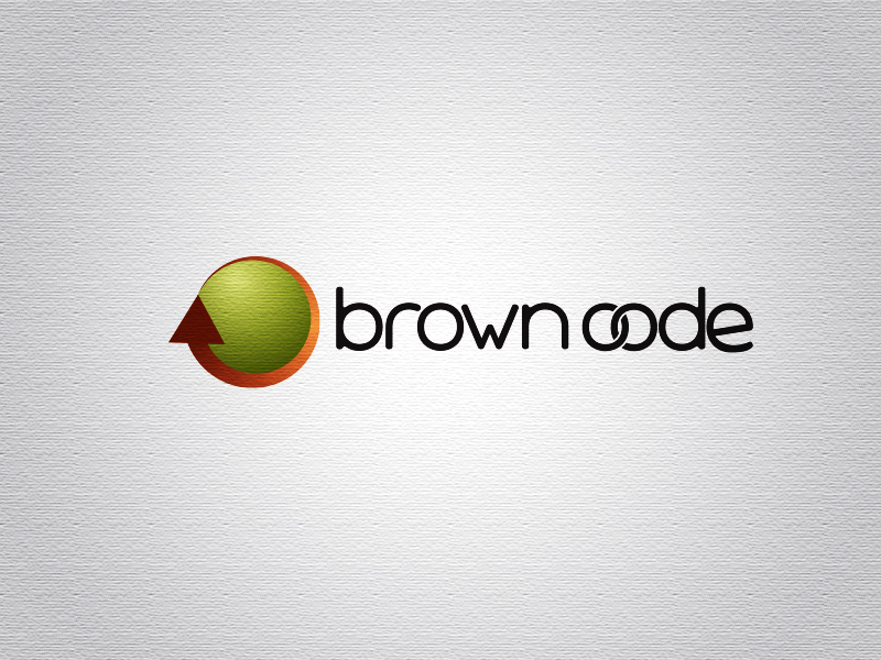 Logo Design by Mythos Designs - Entry No. 14 in the Logo Design Contest New Logo Design for Brown Code.