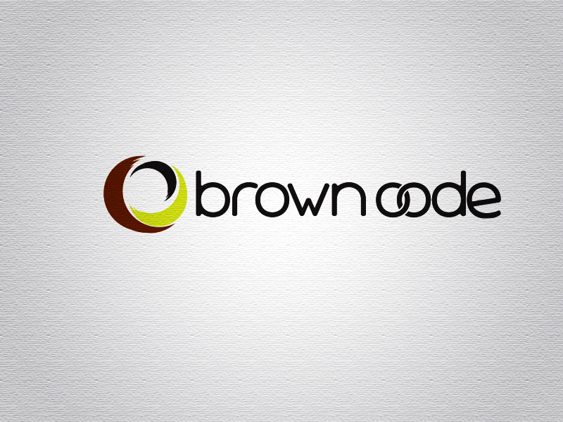 Logo Design by Mythos Designs - Entry No. 15 in the Logo Design Contest New Logo Design for Brown Code.