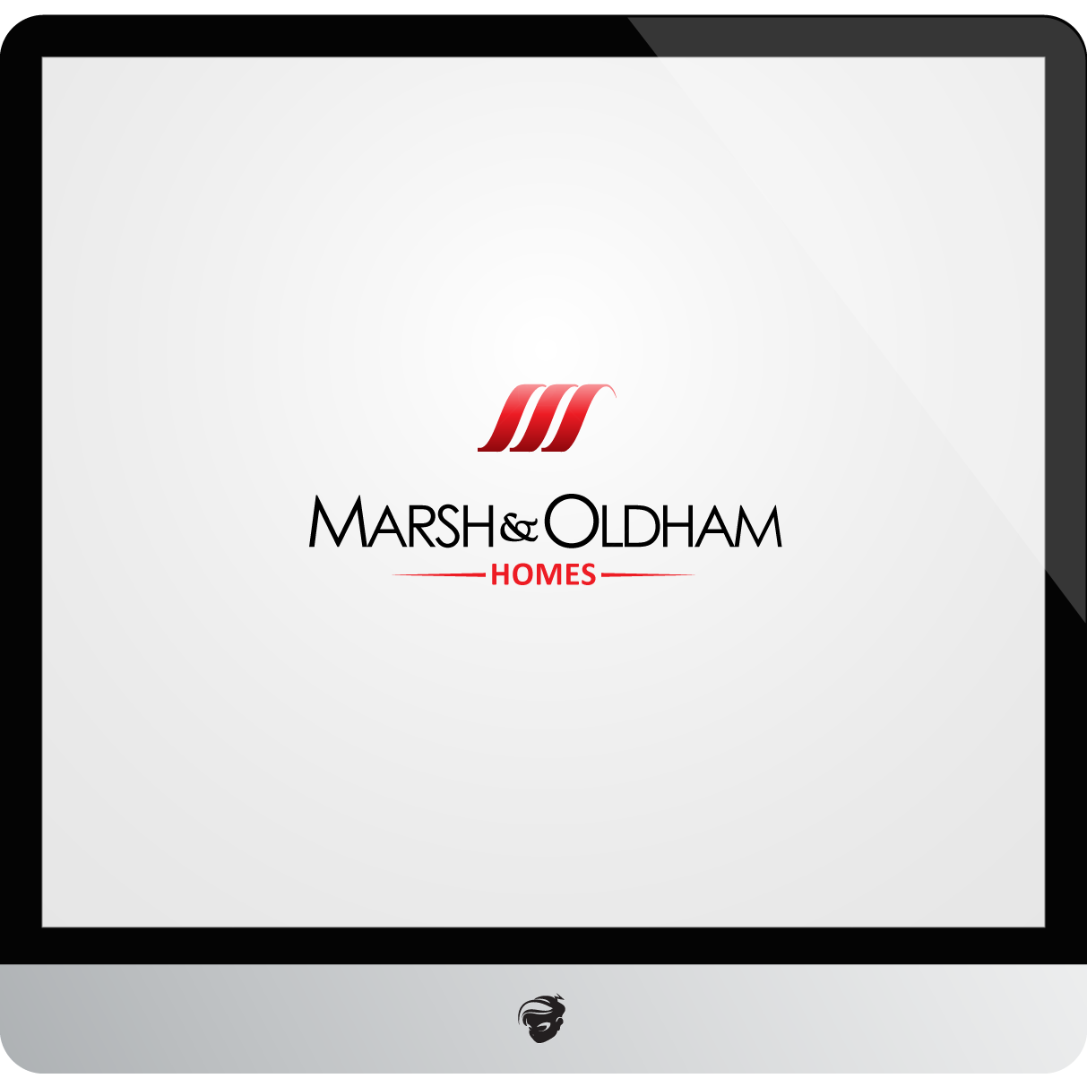 Logo Design by zesthar - Entry No. 141 in the Logo Design Contest Artistic Logo Design for Marsh & Oldham Homes.