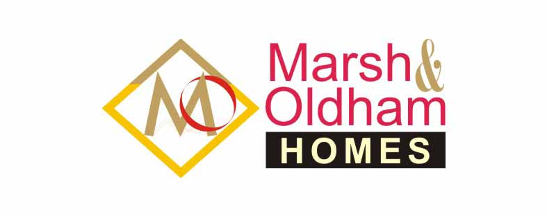 Logo Design by Private User - Entry No. 147 in the Logo Design Contest Artistic Logo Design for Marsh & Oldham Homes.