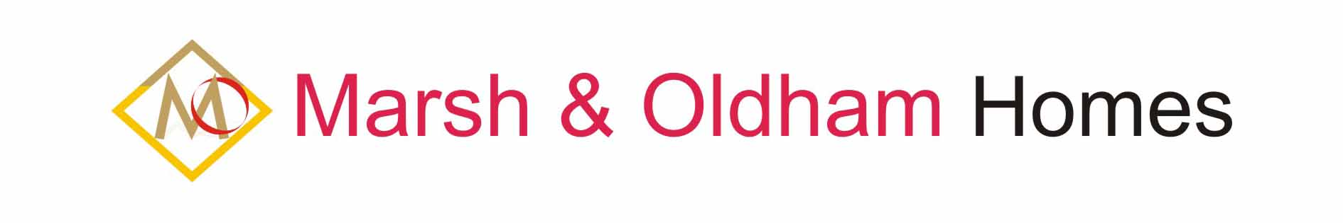 Logo Design by Private User - Entry No. 148 in the Logo Design Contest Artistic Logo Design for Marsh & Oldham Homes.
