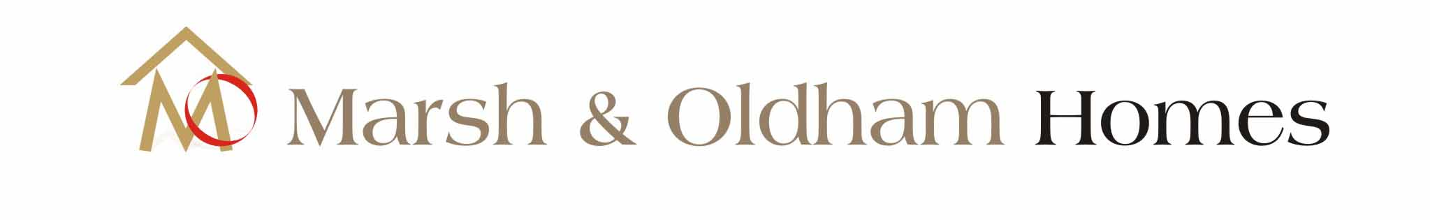 Logo Design by Private User - Entry No. 149 in the Logo Design Contest Artistic Logo Design for Marsh & Oldham Homes.