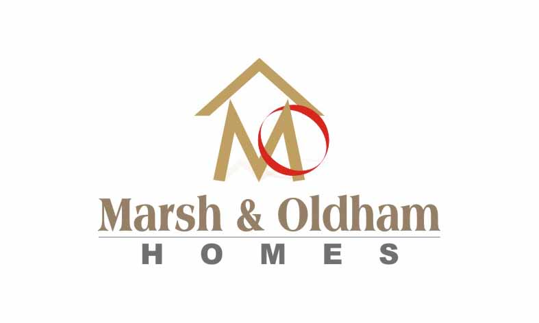 Logo Design by Private User - Entry No. 150 in the Logo Design Contest Artistic Logo Design for Marsh & Oldham Homes.