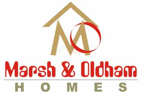 Logo Design by Private User - Entry No. 151 in the Logo Design Contest Artistic Logo Design for Marsh & Oldham Homes.