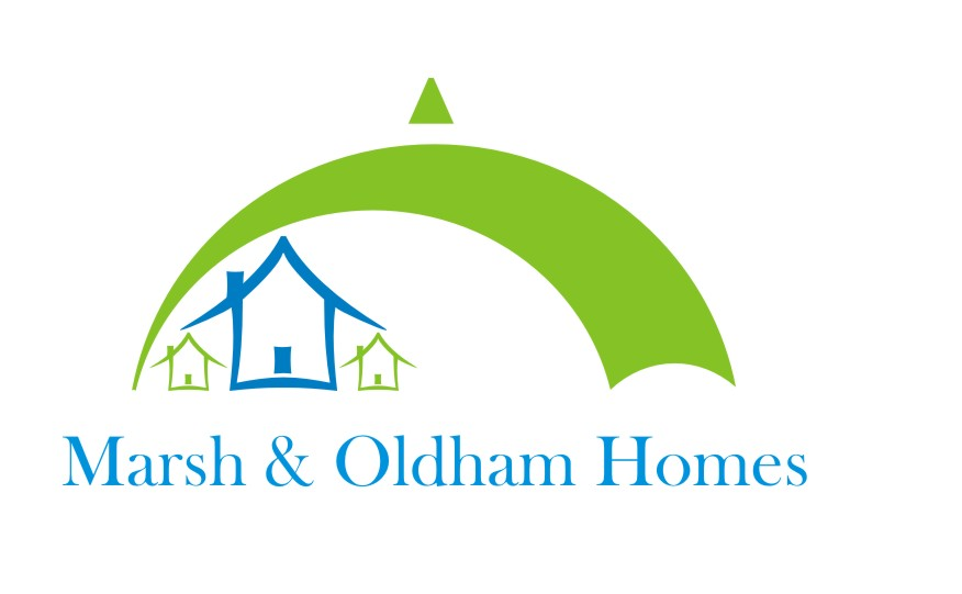 Logo Design by Crystal Desizns - Entry No. 152 in the Logo Design Contest Artistic Logo Design for Marsh & Oldham Homes.