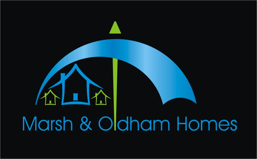 Logo Design by Crystal Desizns - Entry No. 153 in the Logo Design Contest Artistic Logo Design for Marsh & Oldham Homes.