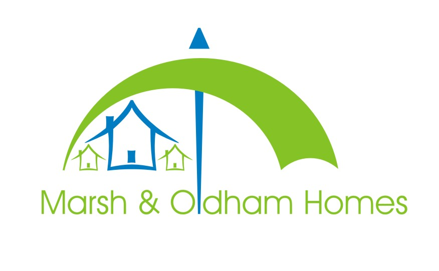 Logo Design by Crystal Desizns - Entry No. 154 in the Logo Design Contest Artistic Logo Design for Marsh & Oldham Homes.