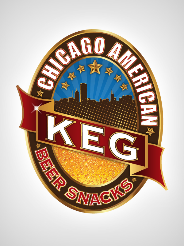 Logo Design by nausigeo - Entry No. 17 in the Logo Design Contest New Logo Design for Chicago American.