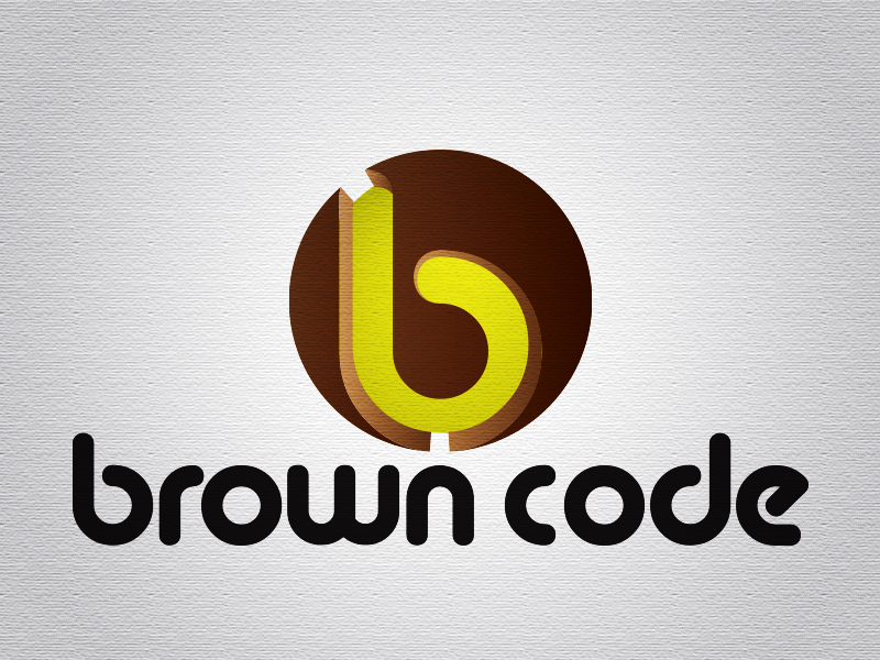 Logo Design by Mythos Designs - Entry No. 45 in the Logo Design Contest New Logo Design for Brown Code.