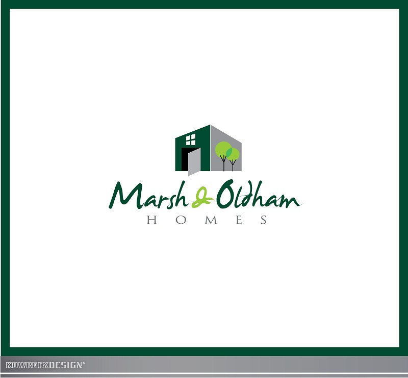 Logo Design by kowreck - Entry No. 164 in the Logo Design Contest Artistic Logo Design for Marsh & Oldham Homes.