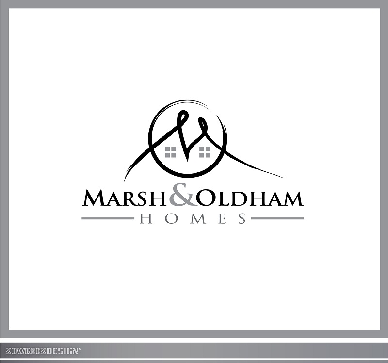 Logo Design by kowreck - Entry No. 167 in the Logo Design Contest Artistic Logo Design for Marsh & Oldham Homes.