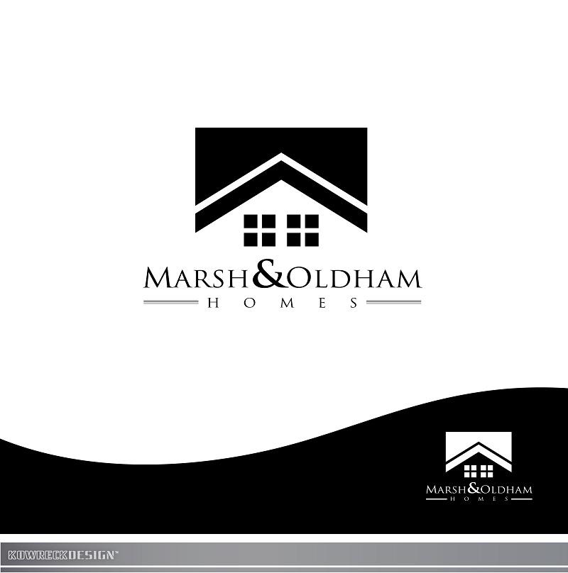Logo Design by kowreck - Entry No. 169 in the Logo Design Contest Artistic Logo Design for Marsh & Oldham Homes.