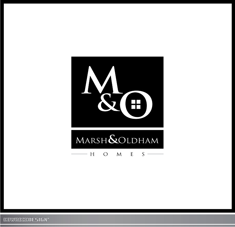 Logo Design by kowreck - Entry No. 171 in the Logo Design Contest Artistic Logo Design for Marsh & Oldham Homes.