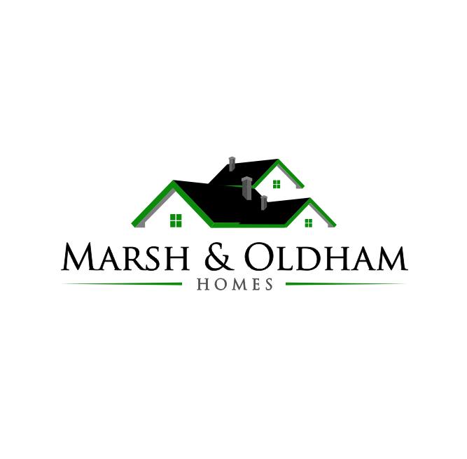 Logo Design by Mansur Nurdin - Entry No. 172 in the Logo Design Contest Artistic Logo Design for Marsh & Oldham Homes.