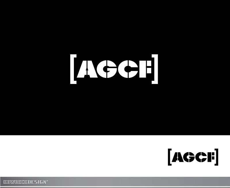 Logo Design by kowreck - Entry No. 7 in the Logo Design Contest Imaginative Logo Design for AGCF.