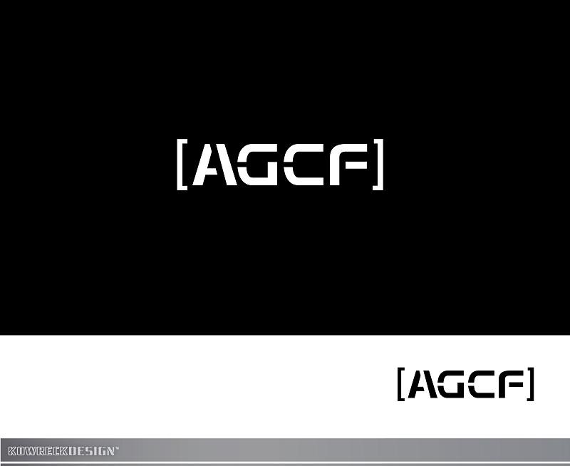 Logo Design by kowreck - Entry No. 9 in the Logo Design Contest Imaginative Logo Design for AGCF.