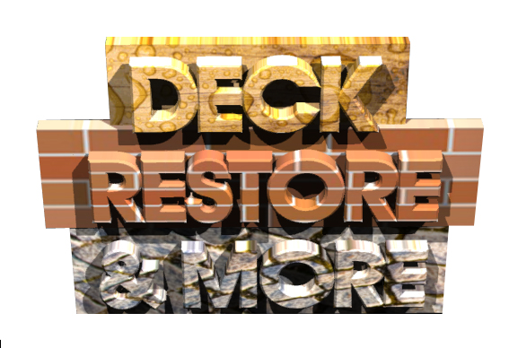 Logo Design by designoverload - Entry No. 74 in the Logo Design Contest Deck Restore & More.