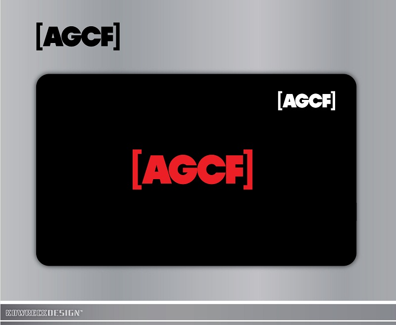 Logo Design by kowreck - Entry No. 10 in the Logo Design Contest Imaginative Logo Design for AGCF.