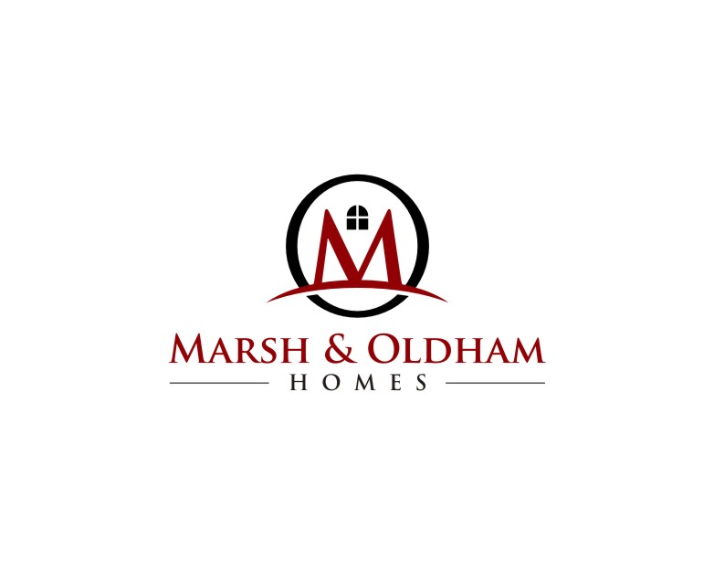 Logo Design by untung - Entry No. 177 in the Logo Design Contest Artistic Logo Design for Marsh & Oldham Homes.