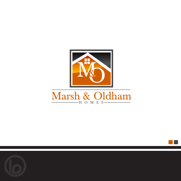 Logo Design by lumerb - Entry No. 181 in the Logo Design Contest Artistic Logo Design for Marsh & Oldham Homes.