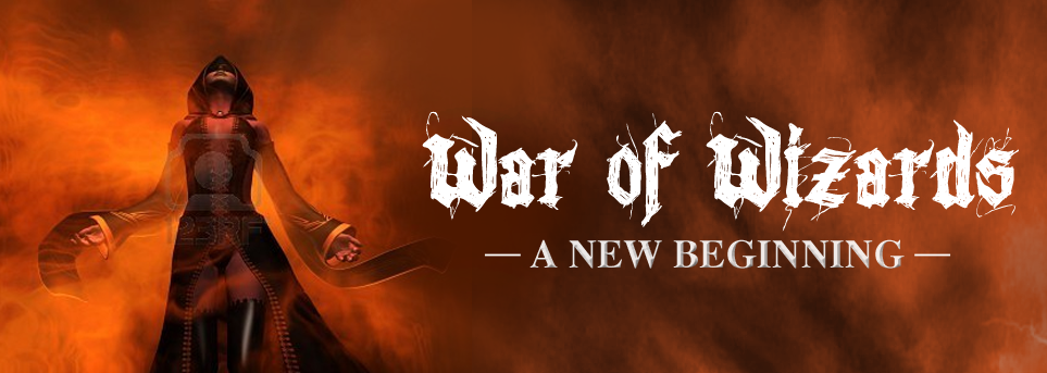 Banner Ad Design by Wade Dupey - Entry No. 59 in the Banner Ad Design Contest Banner Ad Design - War of Wizards (fantasy game).