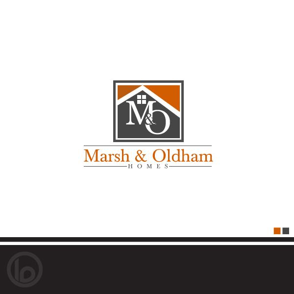 Logo Design by lumerb - Entry No. 182 in the Logo Design Contest Artistic Logo Design for Marsh & Oldham Homes.