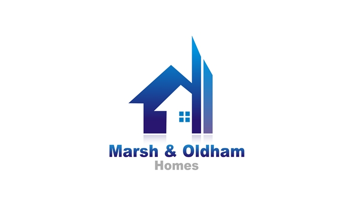 Logo Design by Respati Himawan - Entry No. 186 in the Logo Design Contest Artistic Logo Design for Marsh & Oldham Homes.