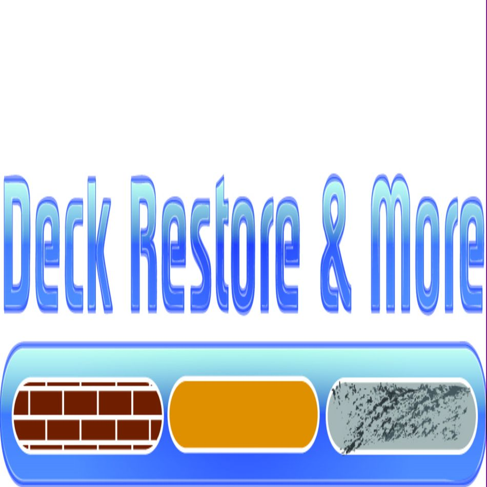 Logo Design by a.astudio - Entry No. 77 in the Logo Design Contest Deck Restore & More.