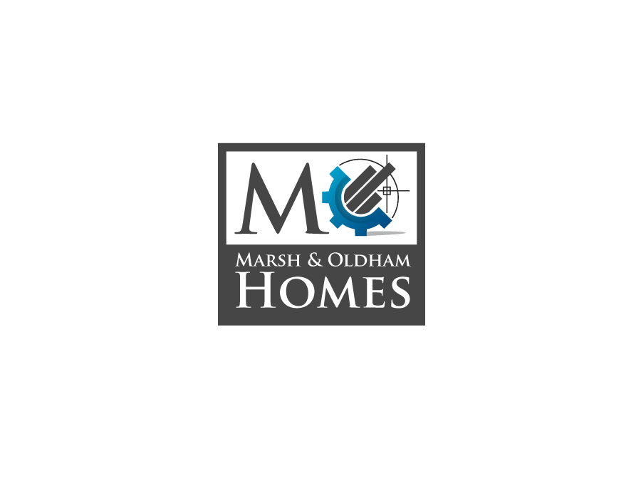 Logo Design by jpbituin - Entry No. 191 in the Logo Design Contest Artistic Logo Design for Marsh & Oldham Homes.