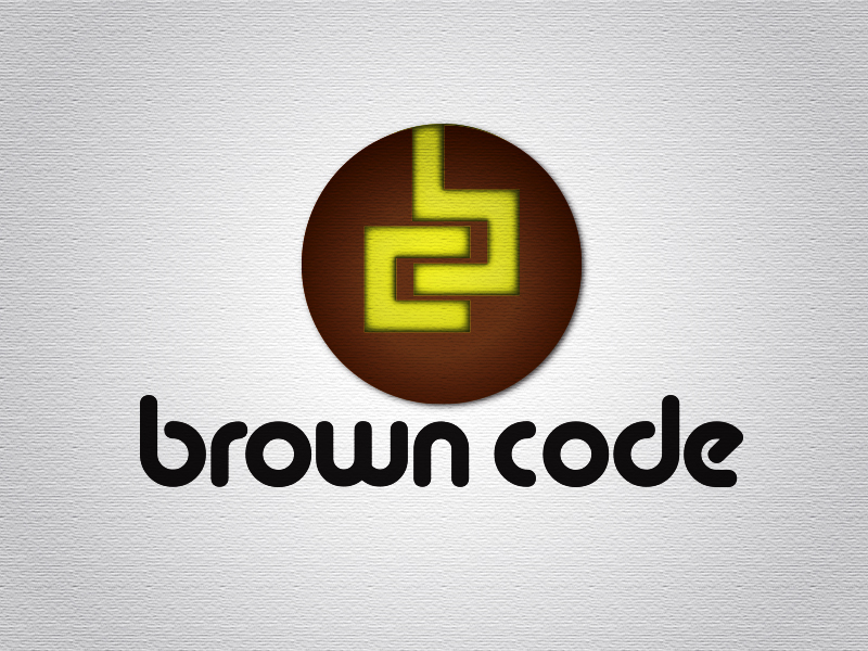 Logo Design by Mythos Designs - Entry No. 55 in the Logo Design Contest New Logo Design for Brown Code.