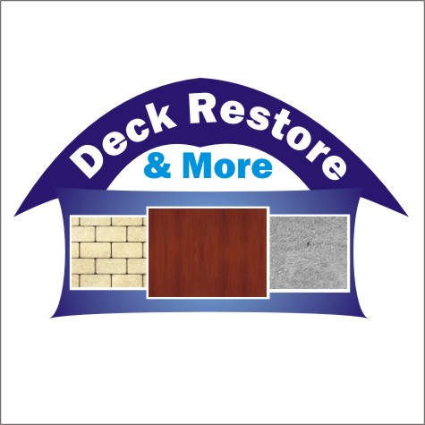 Logo Design by artist23 - Entry No. 78 in the Logo Design Contest Deck Restore & More.