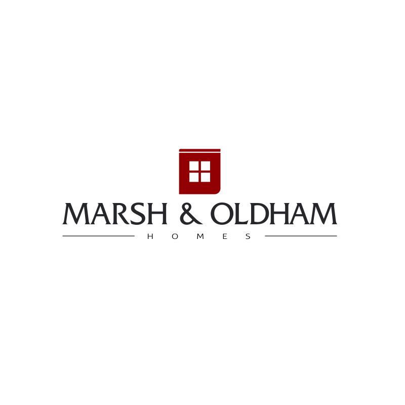 Logo Design by moisesf - Entry No. 193 in the Logo Design Contest Artistic Logo Design for Marsh & Oldham Homes.