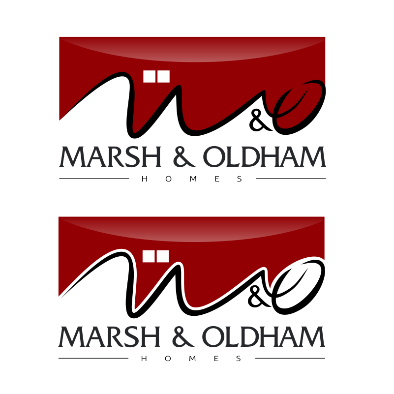 Logo Design by moisesf - Entry No. 194 in the Logo Design Contest Artistic Logo Design for Marsh & Oldham Homes.