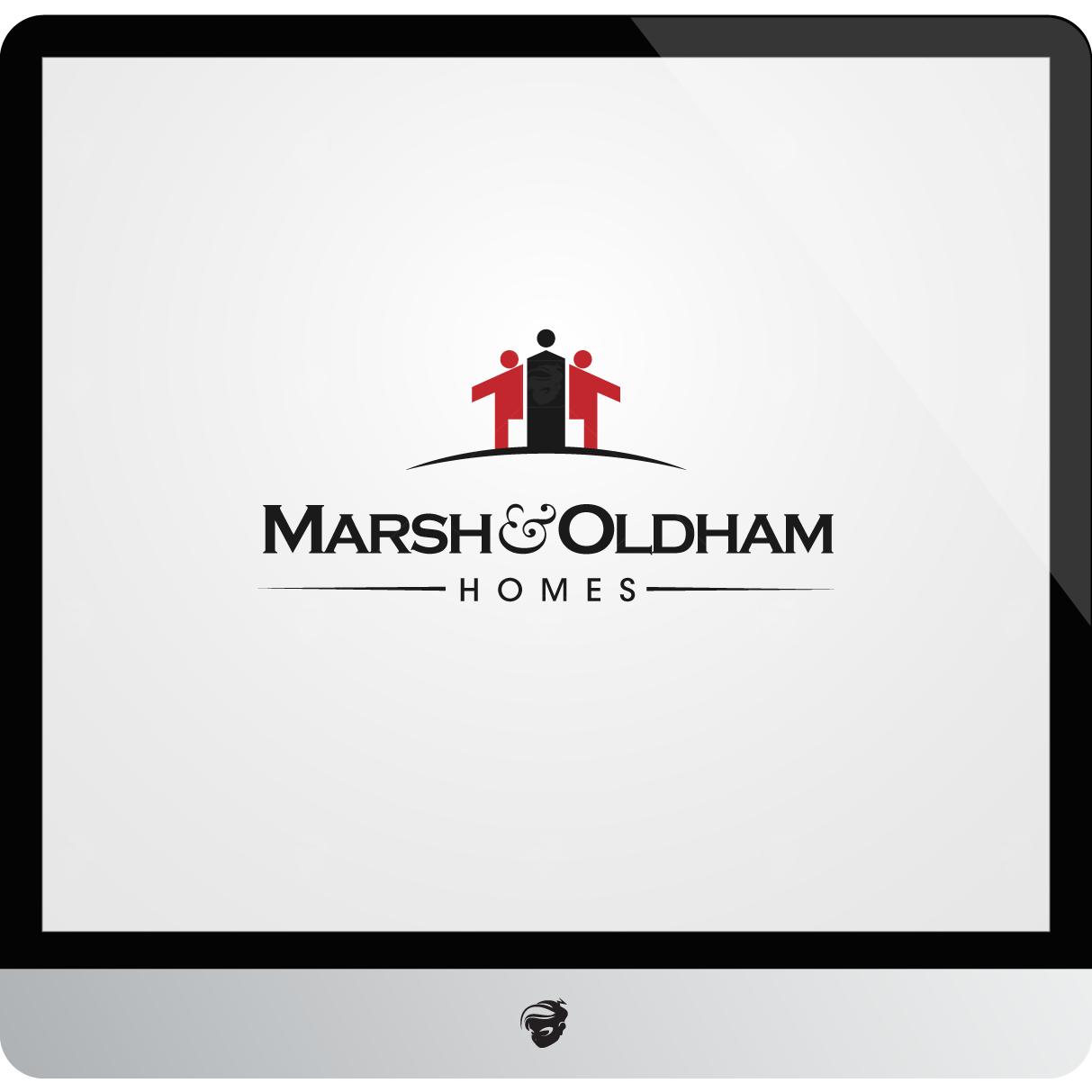 Logo Design by zesthar - Entry No. 203 in the Logo Design Contest Artistic Logo Design for Marsh & Oldham Homes.