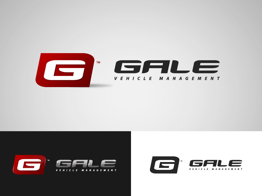 Logo Design by jpbituin - Entry No. 139 in the Logo Design Contest Artistic Logo Design for Gale Vehicle Management.