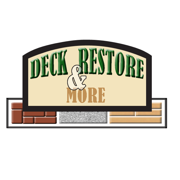 Logo Design by pressman54 - Entry No. 81 in the Logo Design Contest Deck Restore & More.