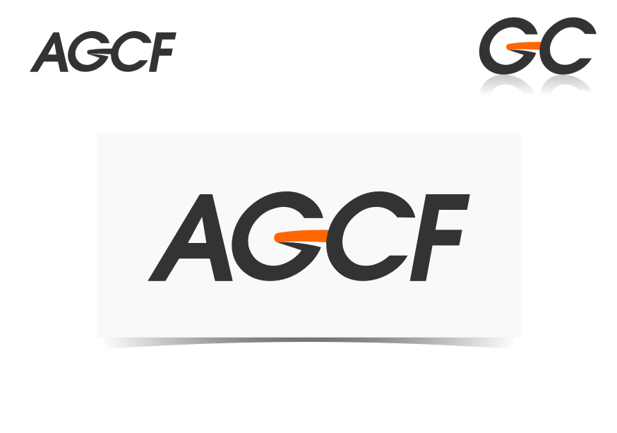 Logo Design by Muhammad Nasrul chasib - Entry No. 19 in the Logo Design Contest Imaginative Logo Design for AGCF.