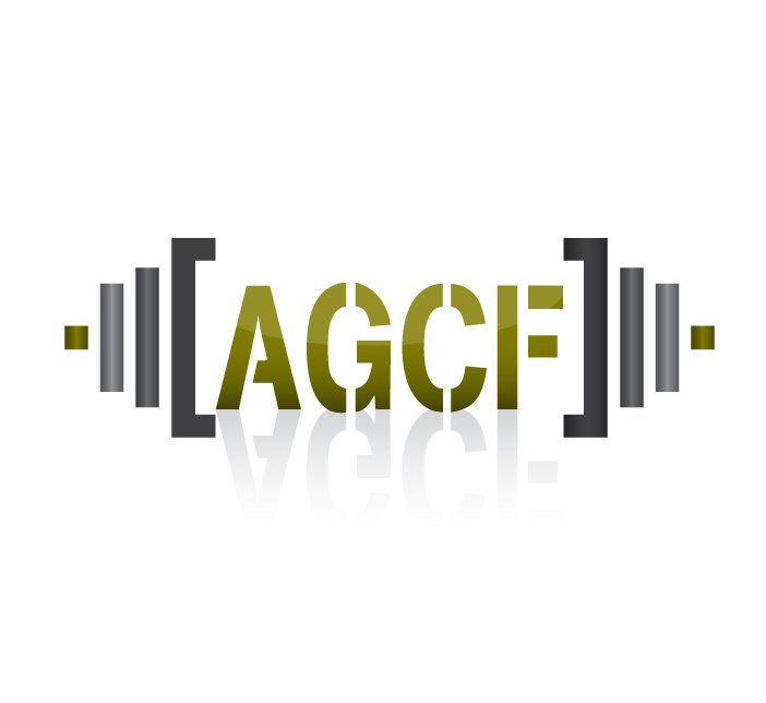 Logo Design by nausigeo - Entry No. 22 in the Logo Design Contest Imaginative Logo Design for AGCF.